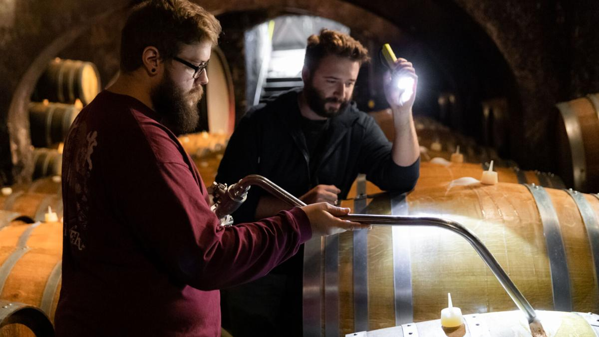 Then and now: the legacy of Missouri's wine industry