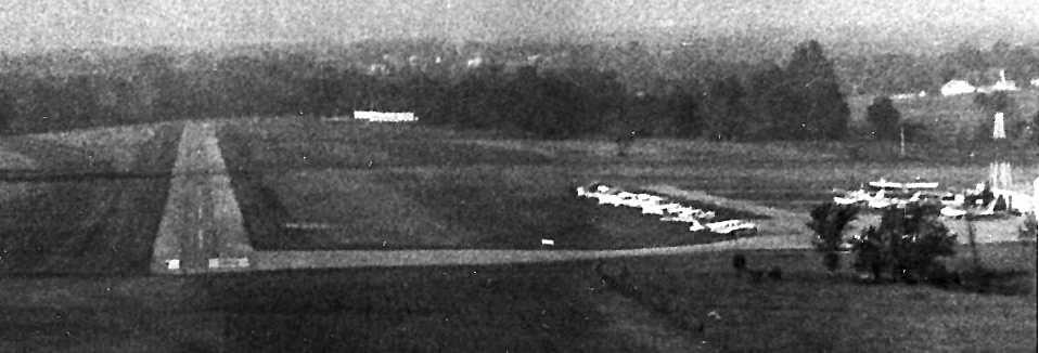Woods Memorial Airport