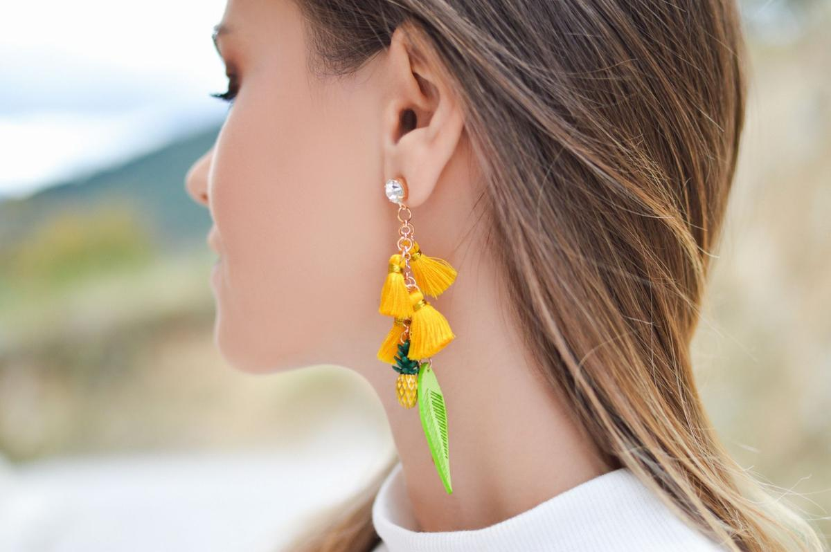 Graduation Fashion Earrings