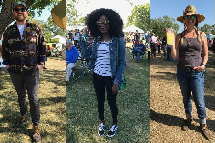 1ea2328dd A look inside the fashion of Roots N Blues 2018 | News & Features ...