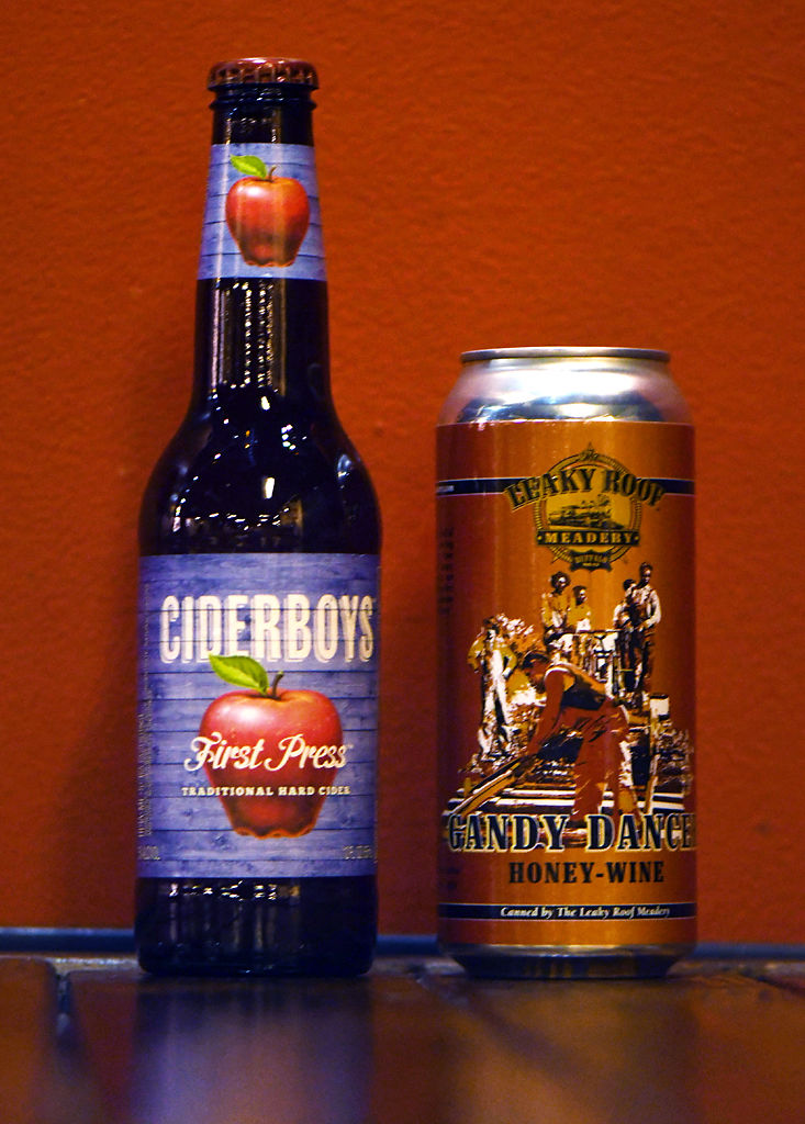 Gluten-free beer is offered at Craft Beer Cellar
