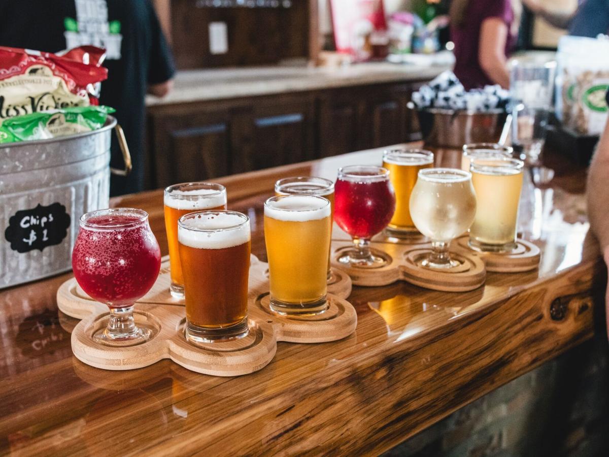 Spring beers via Unsplash