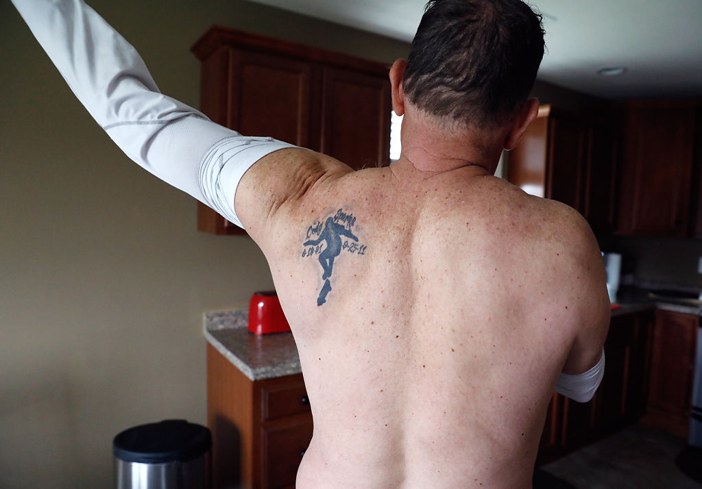 Running out of time missouri 39 s opioid epidemic features for Painkillers before tattoo