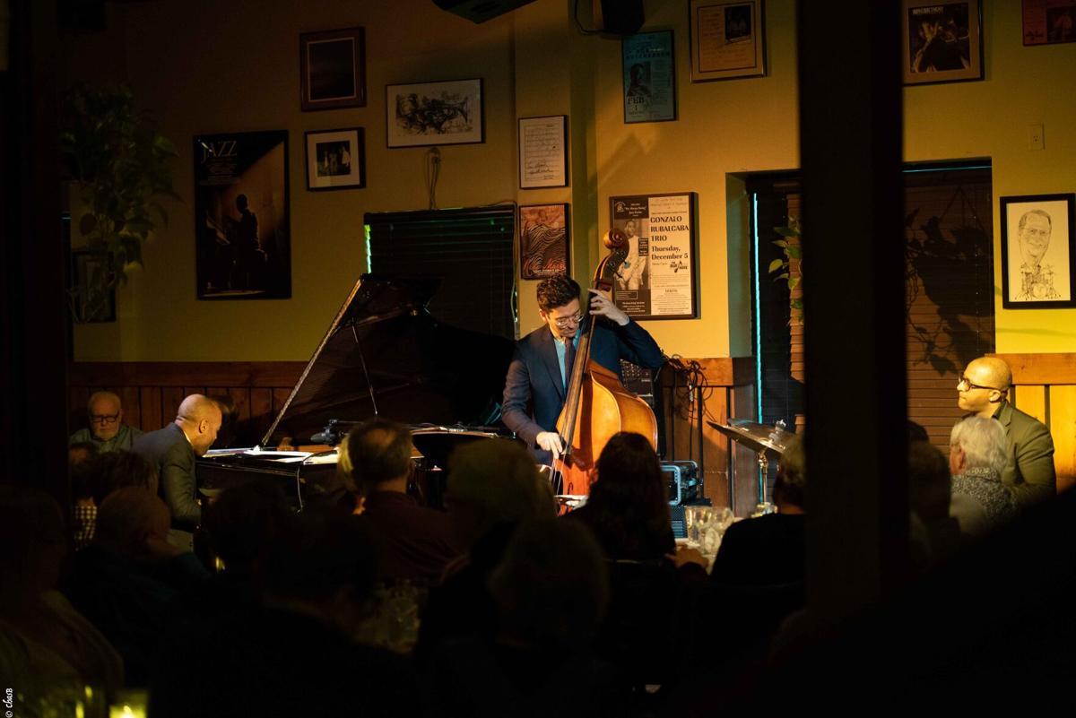 Aaron Diehl Trio