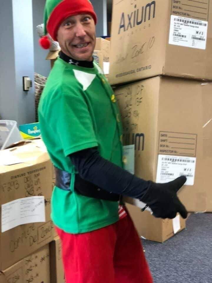 Wabash County gets into the 'Christmas Spirit'