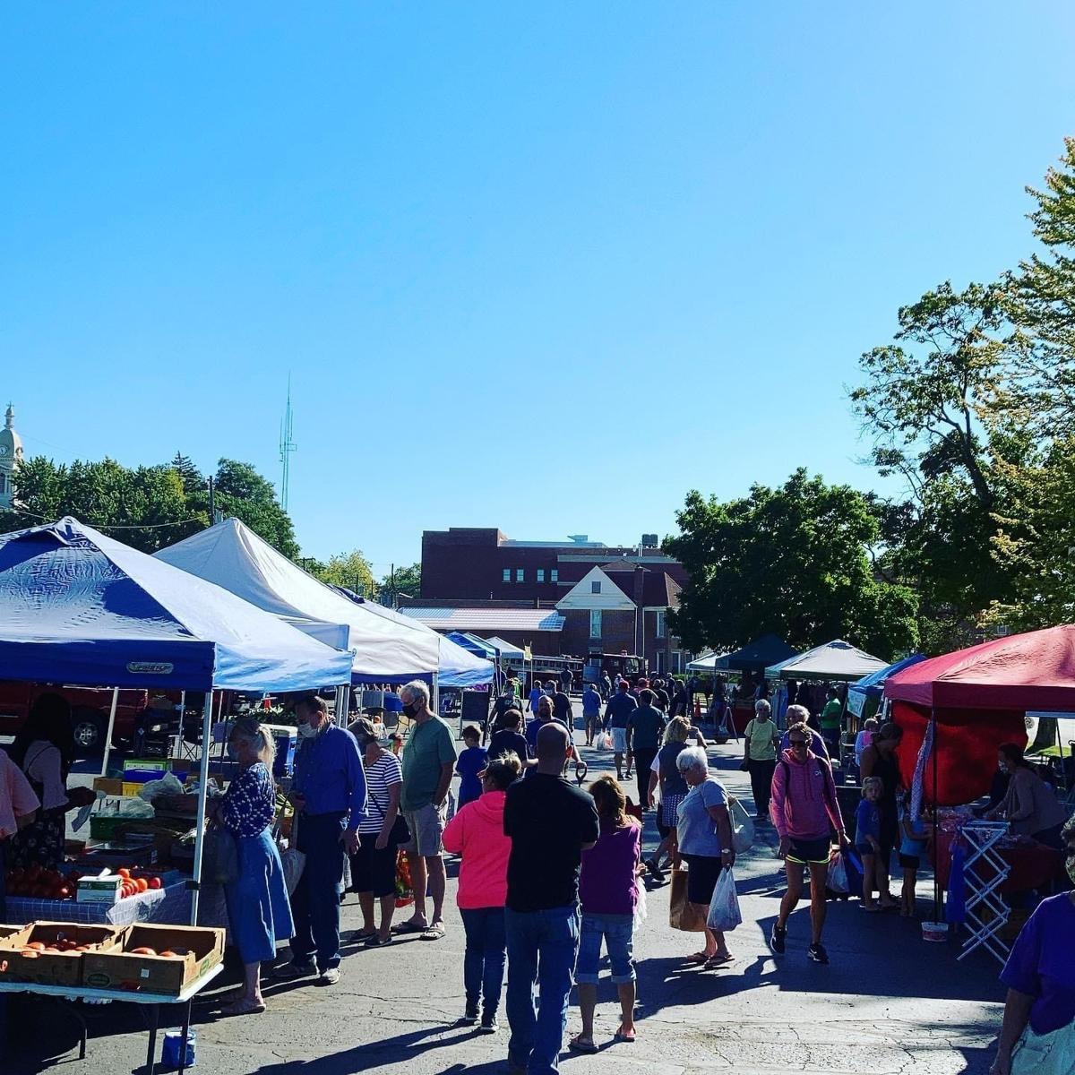 Downtown Wabash Farmers' Market kicking off on Saturday