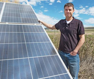 Wallowa Solar Panels