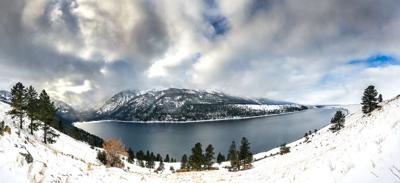 Early December Wallowa Lake 2015