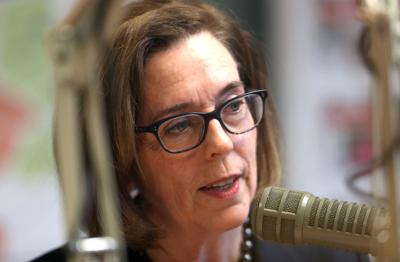 Kate Brown: Calls herself a consensus builder