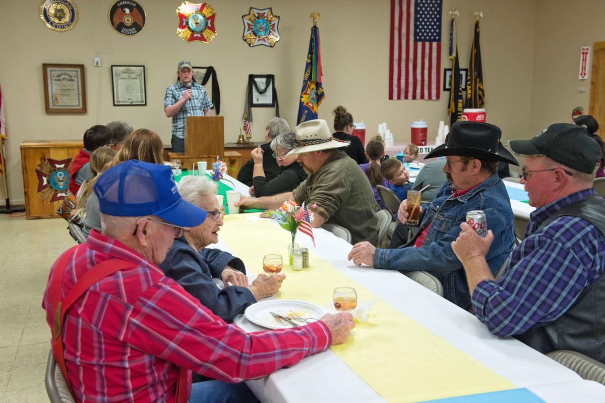 Veterans Fair Tyrell Lowe