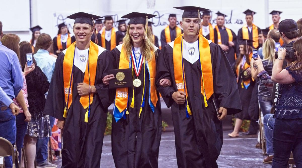 Wallowa High Grads