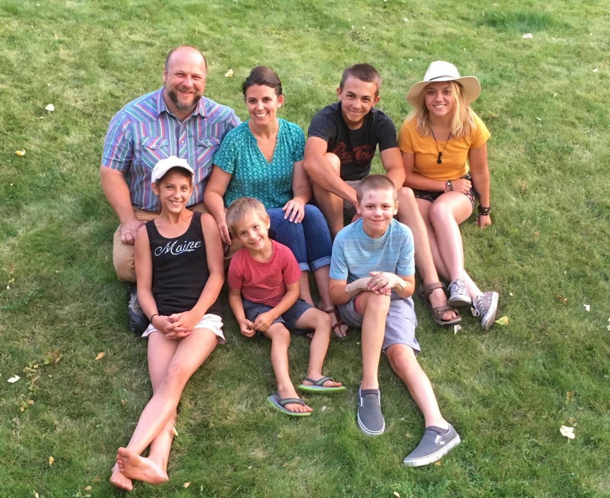 The Brann family