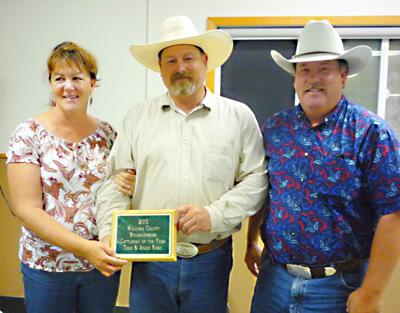 Nashes honored as Cattlemen of the Year