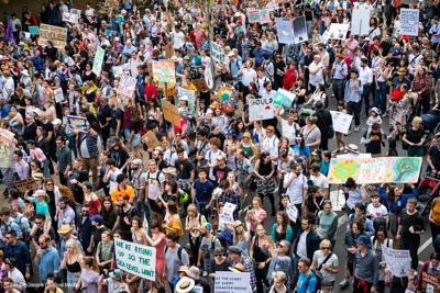 Climate Strike Melbourne