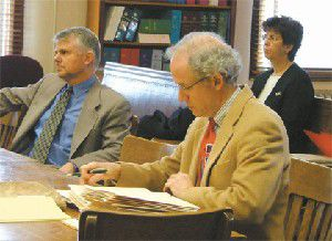 Hemstreet arraignment attracts Portland television