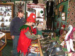 Jingle thru Joseph elf at work