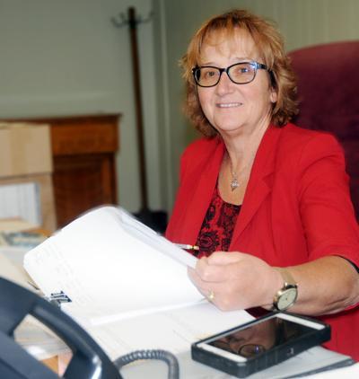Goebel-Burns named interim county treasurer