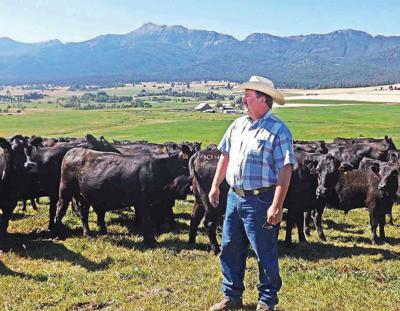 Jeff Parker named Cattleman of Year
