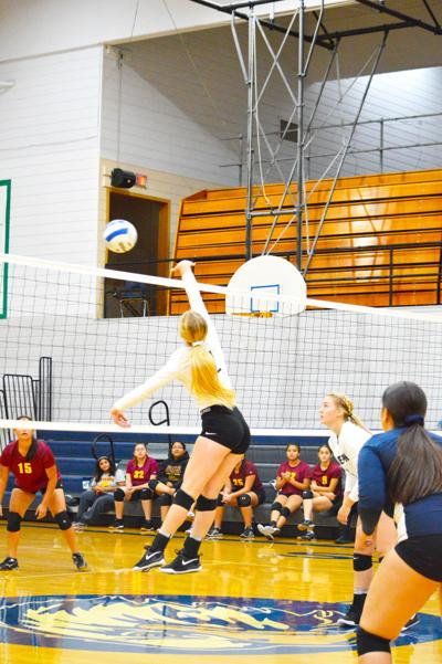 Eagles volleyball continues to soar
