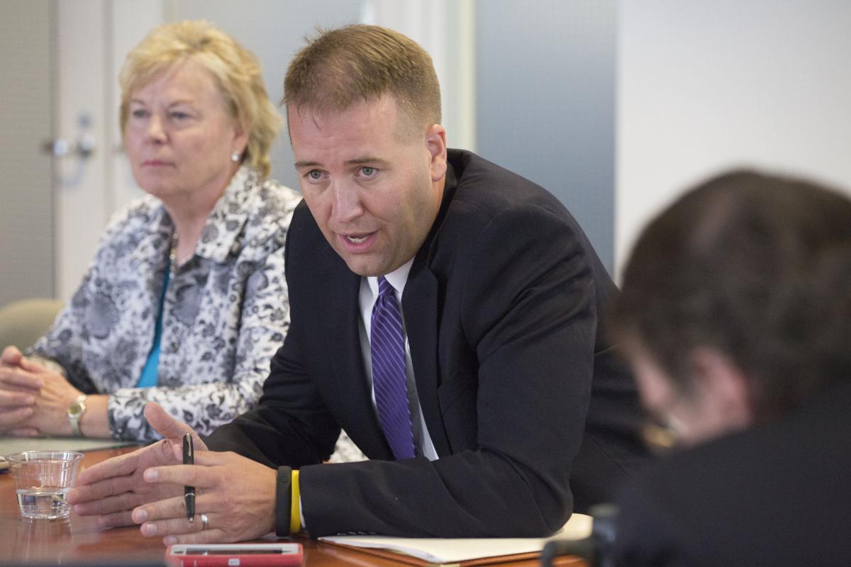 Treasury candidates square off in forum