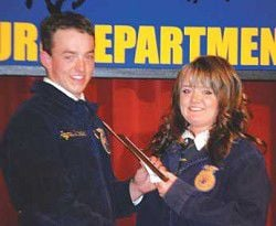 Enterprise FFA recognizes top members at 79th annual banquet