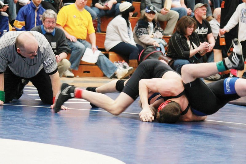 Four to wrestle at state