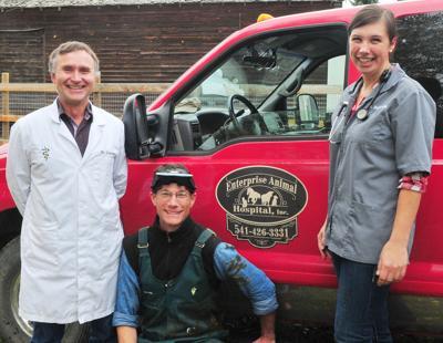 Enterprise Animal Hospital family grows