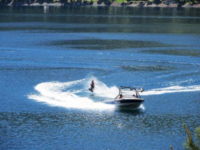State rejects water ski course