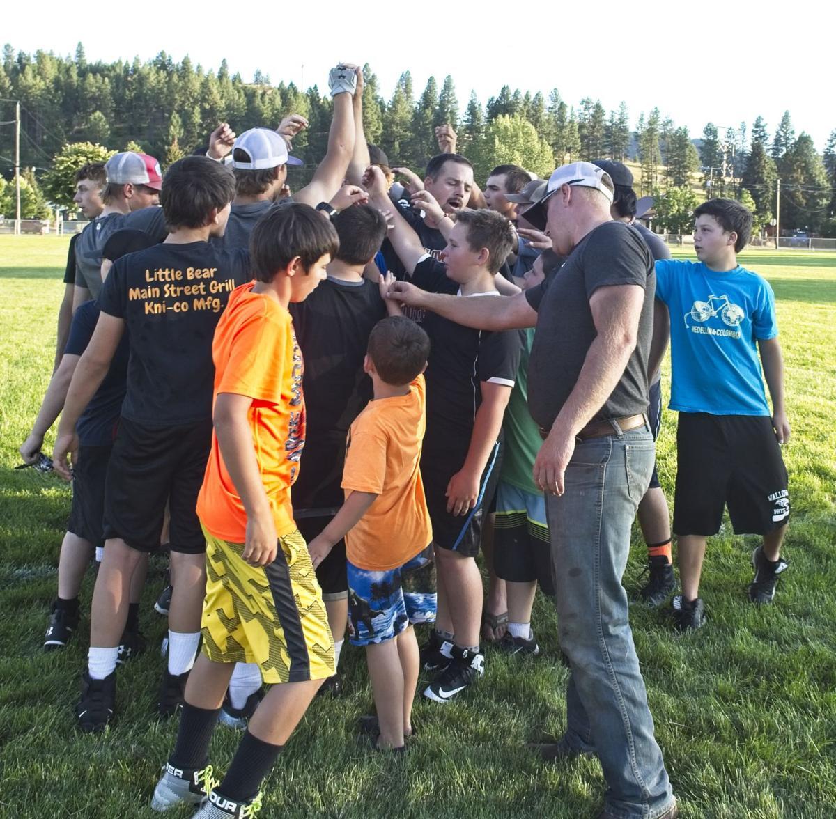 Wallowa Football Camp