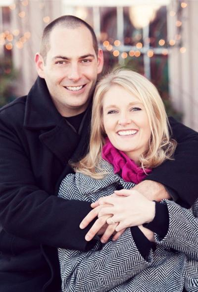 Shirley, Heilbrun to wed in Joseph