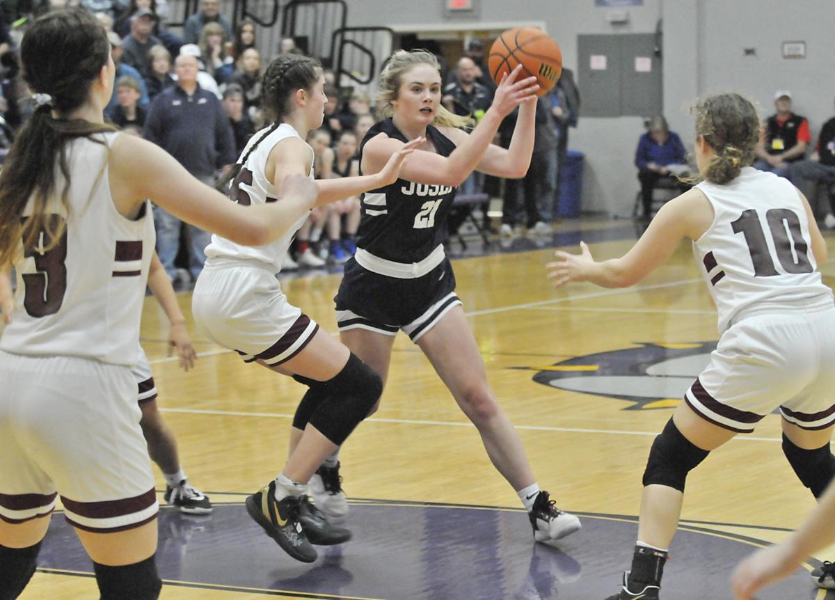 Sabrina Albee handles the ballP.jpg