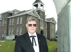 Longtime commissioner Boswell retires