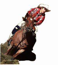 Hot rodeo action slated for 58th CJD event