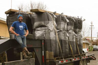 Wallowa County farmers part of biochar study