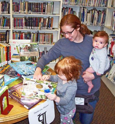 Enterprise Public Library gets grant