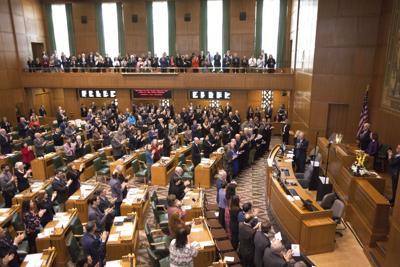Legislature adjourns 2018 session