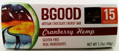 BGood Bars up for national award