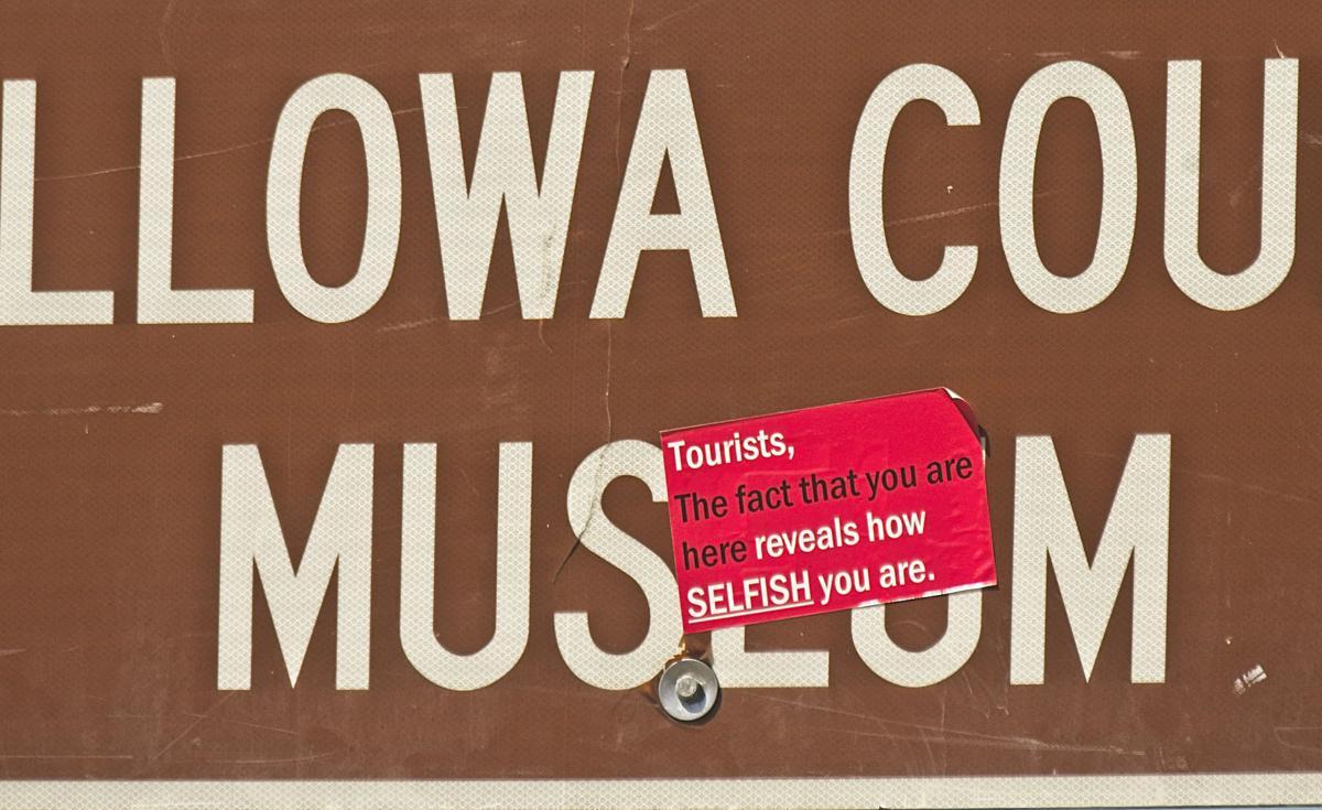 2Selfish tourists sticker.jpg