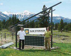 Sun Storage finds home in Wallowa County
