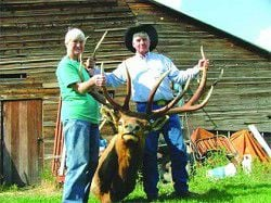 Tales of the hunt: The one that got away and the Appaloosa elk: veteran hunter has seen it all - or darned close
