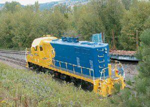 New locomotive ready to ride WURR tracks