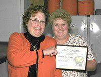 Enterprise school hot lunch program receives state award