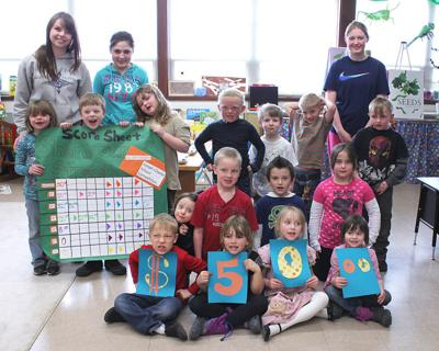 'No Kid Hungry' project by Joseph FCCLA completed