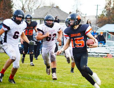 Cougars fall to Perrydale in quarterfinals