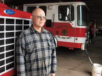 Council, firefighters squabble over $40