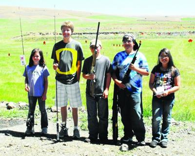 Oliver's three kings a winner at shoot