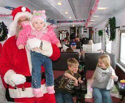 St. Nick loves the Santa Train