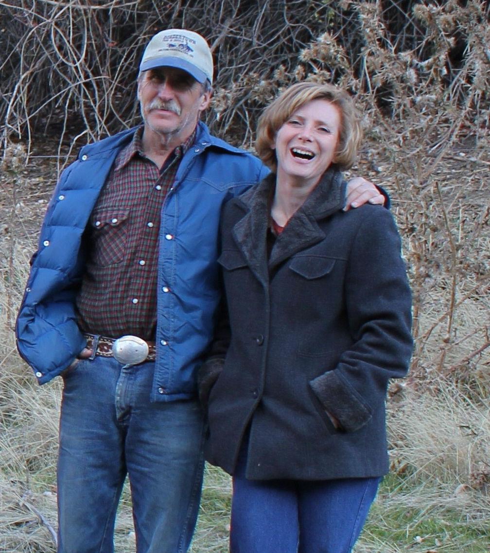 Robert and Cheryl Cosner