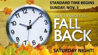 Fall back