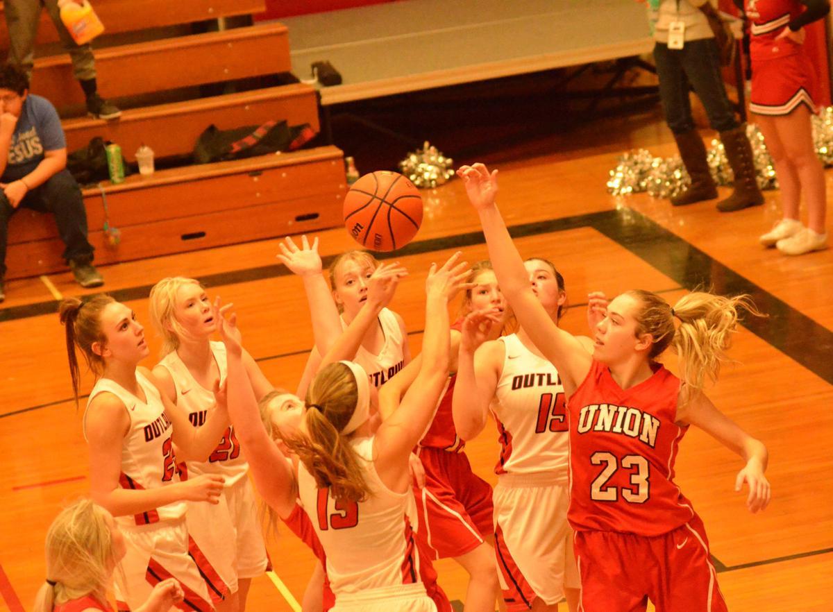 EHS girls basketball